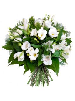 BOUQUET MARIAGE EN CORSE ÉCLAT NATUREL -  LIVRAISON FLEURS - ENVOI FLEURS - ENVOYER DES FLEURS