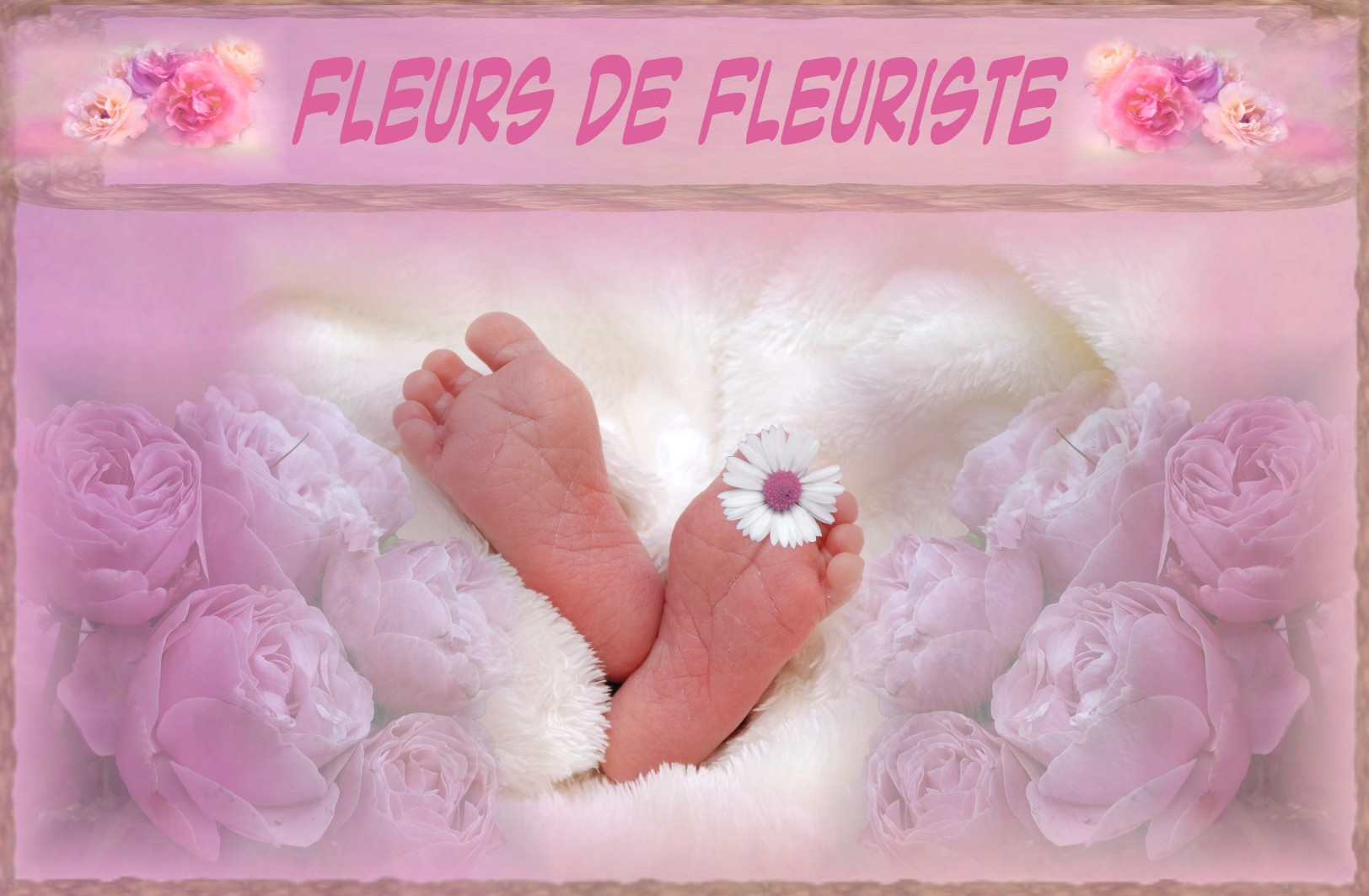 FLEURS POUR UNE NAISSANCE BRETEIL 35 - FLEURISTE BRETEIL 35 - ENVOYER FLEURS NAISSANCE BRETEIL 35 - ENVOI FLEURS NAISSANCE BRETEIL 35 - FLEURS BAPTEME BRETEIL 35 - livrer des fleurs pour une naissance, un baptême, une communion par un fleuriste de BRETEIL 35