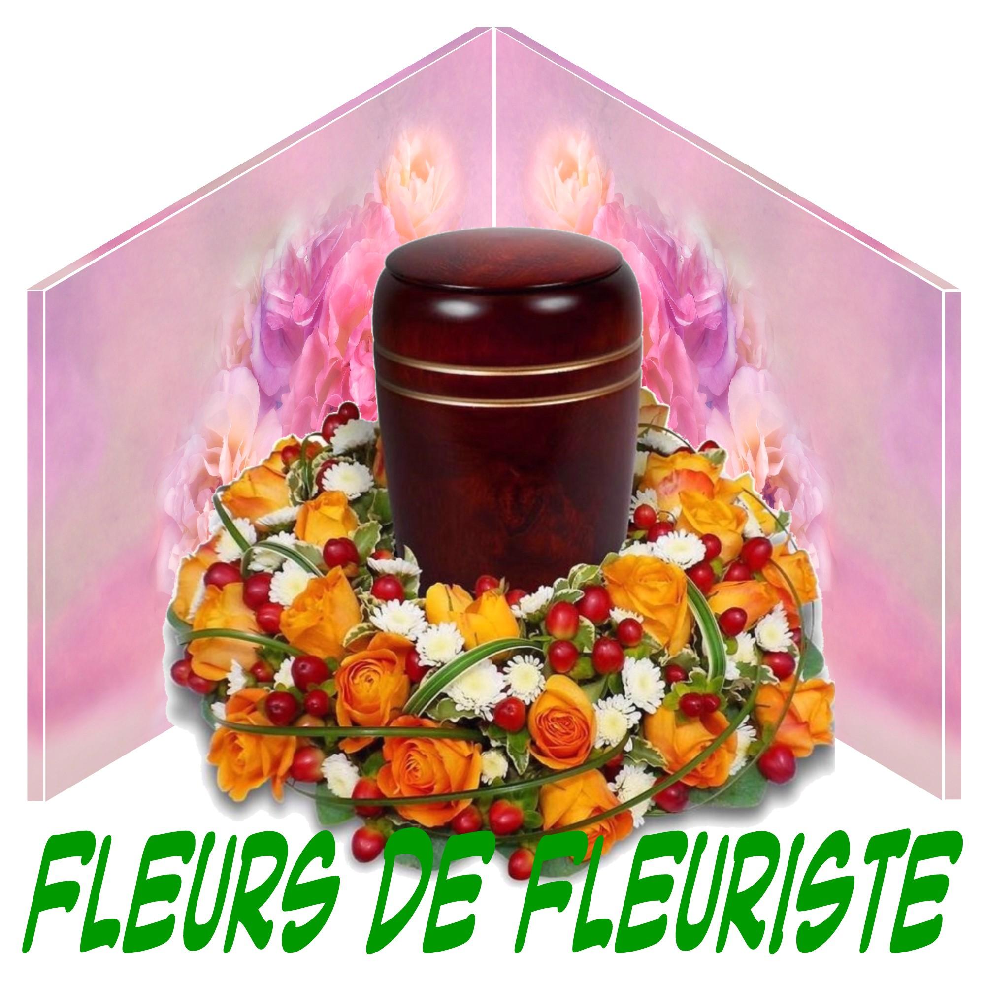 FLEURS POUR LA CRÉMATION TOUTES LES FLEURS POUR LE DEUIL